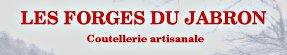Les Forges du Jabron - Bernard Delor artisan coutelier de Haute Provence